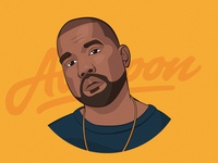 Kanye West Cartoon Avatar