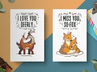Valentine's Day Cards Collection ( Free Download )