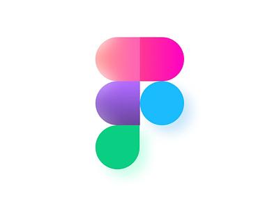 Figma icon (Glassmorphism) design ui  ux ui figma