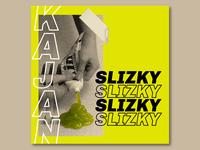 KAJAN - SLIZKY track cover