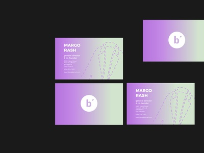 Baumberg Business Card