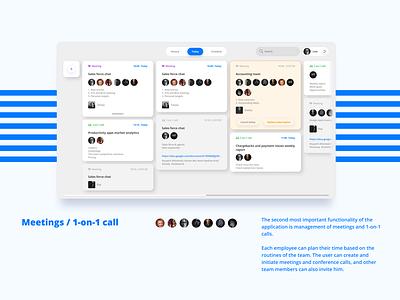 The Suit - AI web-platform interface startup new ui web app interface ux design