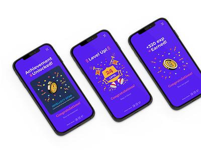 Education app shot 3 branding ui ux ux design mobile ios interface app