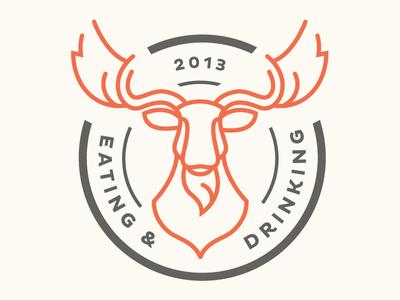 Collection alt logo moose logo restaurant logo