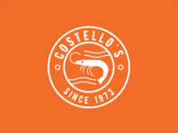 "Logo concept for ""Costello´s Seafood"""
