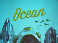 Ocean helmet