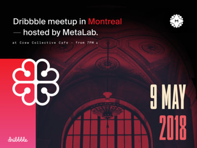 Metalab Dribbble Meetup in Montreal