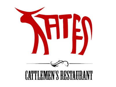 Logo design for a steakhouse restaurant restaurant cattlemen steak logo kates horn
