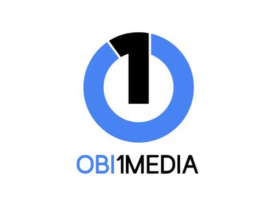 O1 - Minimal logo concept media logo one symbol minimal identity branding mark symbol number monogram mark logotype logo identity