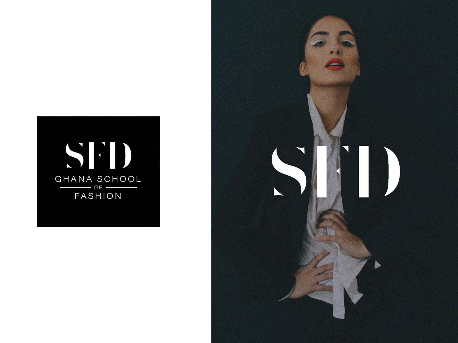 Sfd Ghana School Of Fashion By Negru Andrei On Dribbble