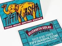 Tiffin Asha Branding