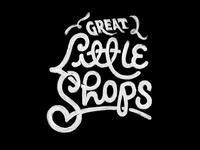 Great Little Shops Sketch 1
