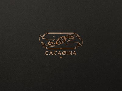 Cacaoina Brand. mark ecuador ux ui graphic design handmade hand icon illustration typography type design vector branding brand logo