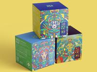 Inca Tea Bags Family