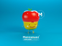 Manzanuez character design