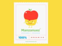 Manzanuez Brandign