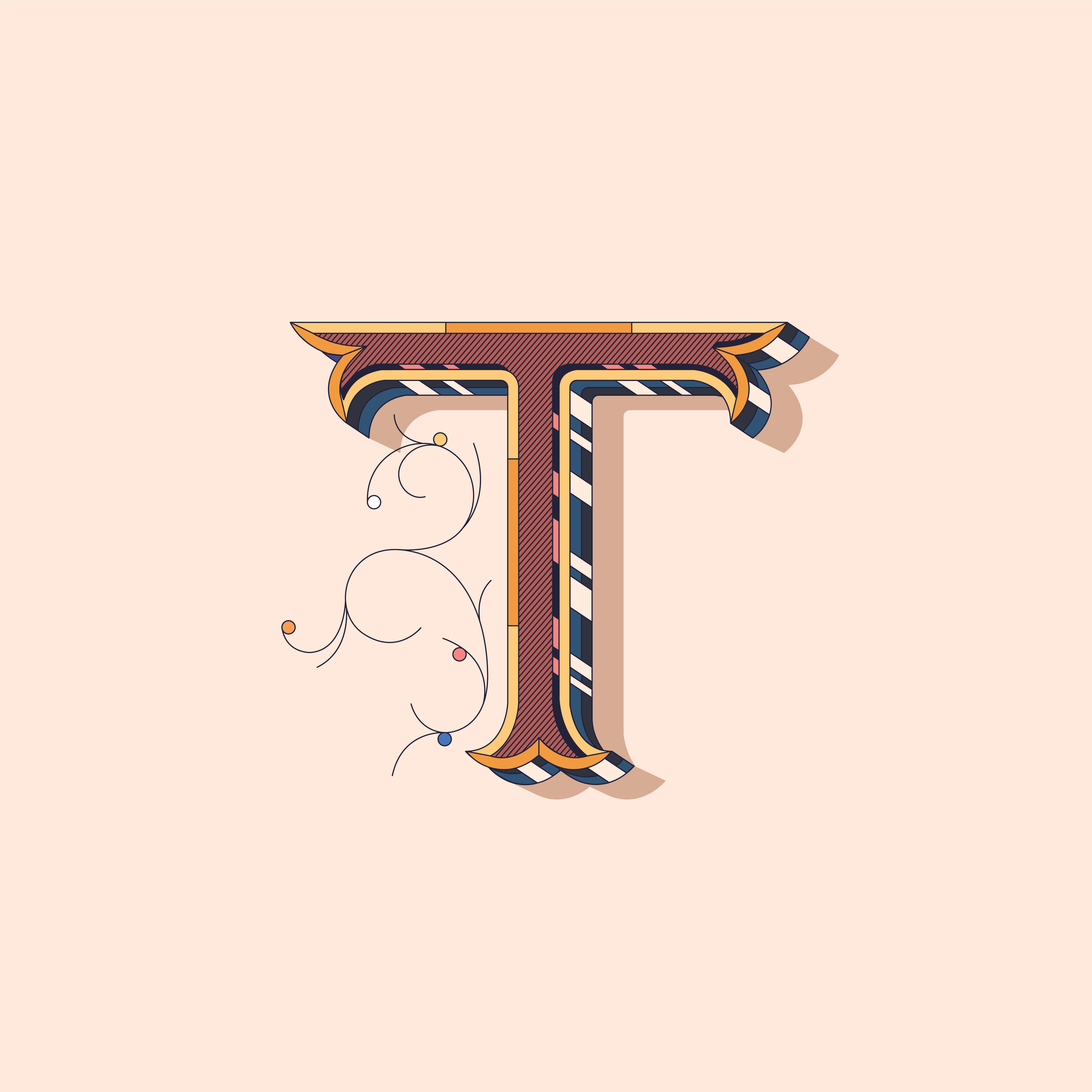 T dribbble 01