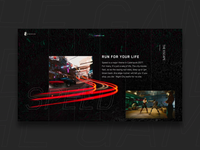 Cyberpunk Home / Speed / Proposal