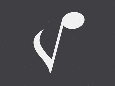 Variety Playhouse music venue concert note logo identity symbol vp