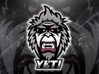Yeti Mascot Logo