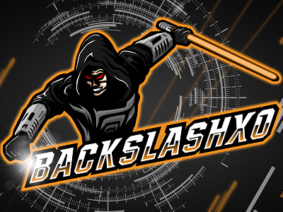 Dark Sith Mascot Logo logo mascot gaming mascot logo mascot logo gaming logo esports logo light saber galactic warrior warrior star wars dark sith sith