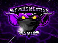 Gremlins Mascot Logo