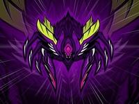 Fantasy Creature Mascot Logo