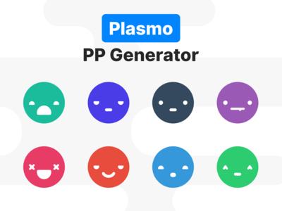 Plasmo profile picture generator