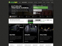 EnergyLogic - Homepage Progress