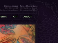 Tattoo Site