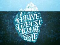 Hermit iceberg 1440x900