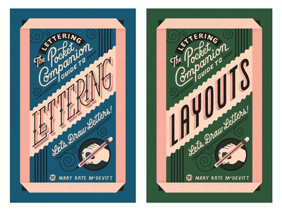 Lettering Pocket Companion Guides