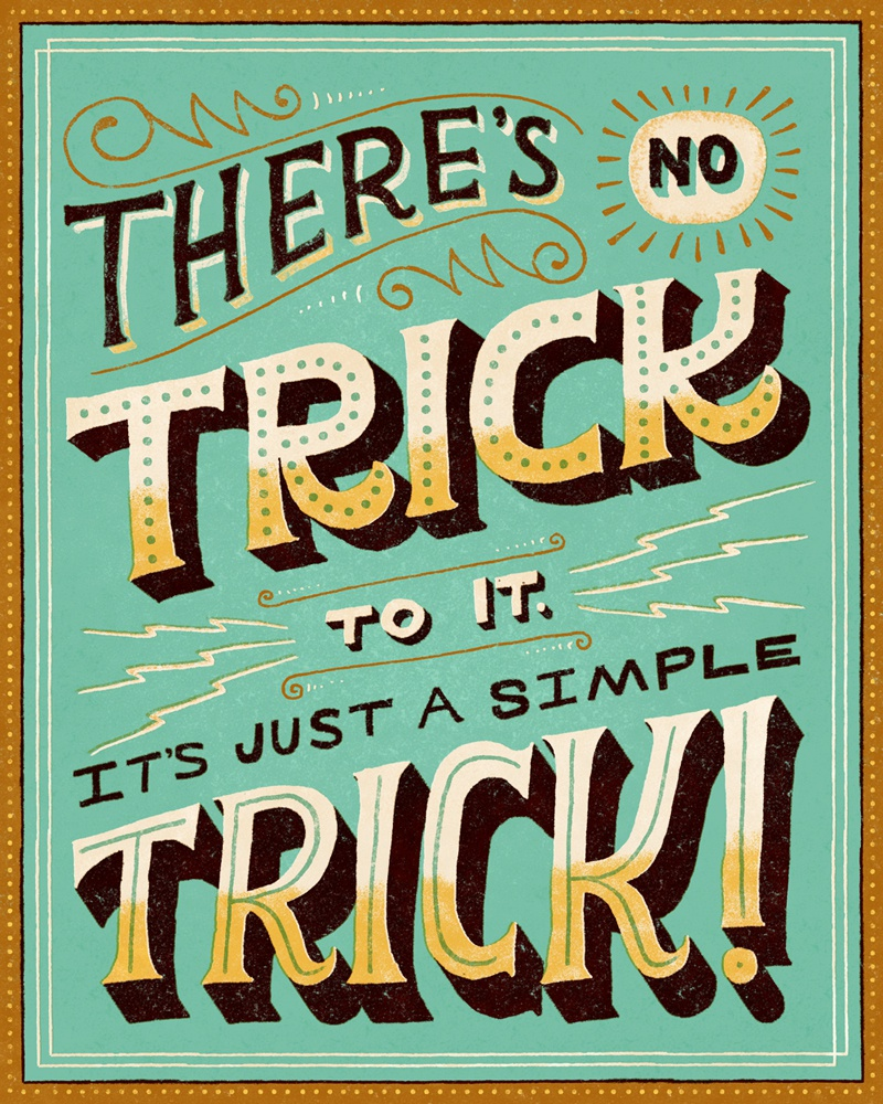 Simple trick 01