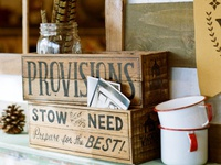 Provisions Crate