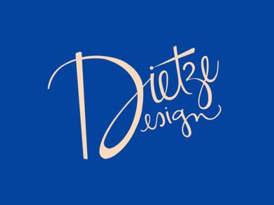 Dietz Design Logo