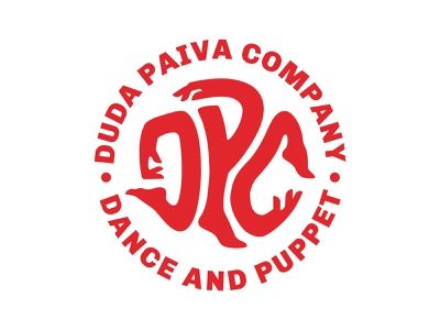 Duda Paiva Company netherlands visual visual performances performing arts art logomark mark logotype logo theater design theater puppet dance paiva duda
