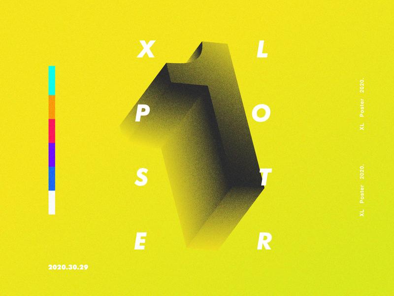 XL Poster .