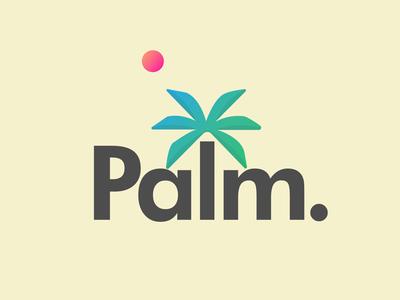 Palm-Logo Concept