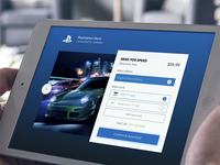 PlayStation Checkout