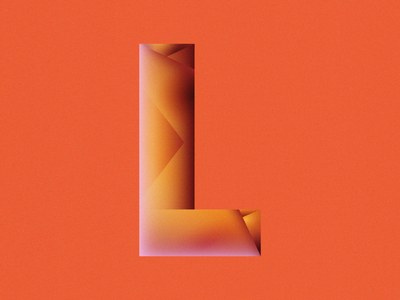 L is for Lumpia • 36 Days of Type spring roll alphabet typography letter l lettering 36daysoftype08 36daysoftype 36 days of type filipino food filipino egg roll lumpia design gradient food 2d flat vector minimal illustration