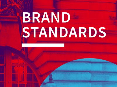 Super Stoked On Color map gradient duo tone coming branding manual guide standards brand