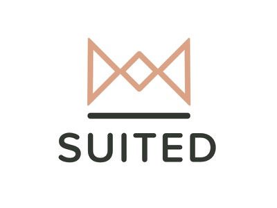 Suited - A Tailored Matchmaking Service exclusive luxury cream tie bowtie brand mark logo match making dating suited suit