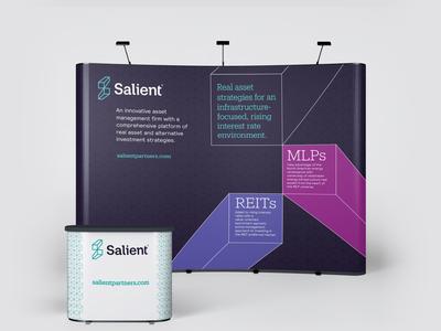 Salient Booth Design