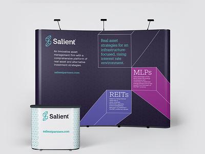 Salient Booth Design design financial services booth design