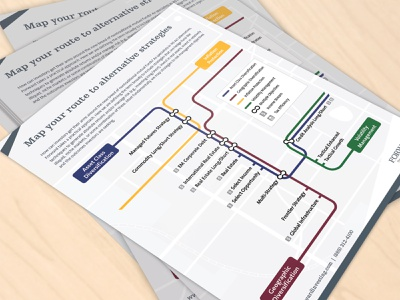 Forward Subway Map Infographic subway map illustrator infographic design financial services