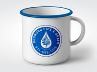 Redwood Pipe & Drain Logo
