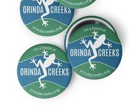 Friends of Orinda Creeks Logo