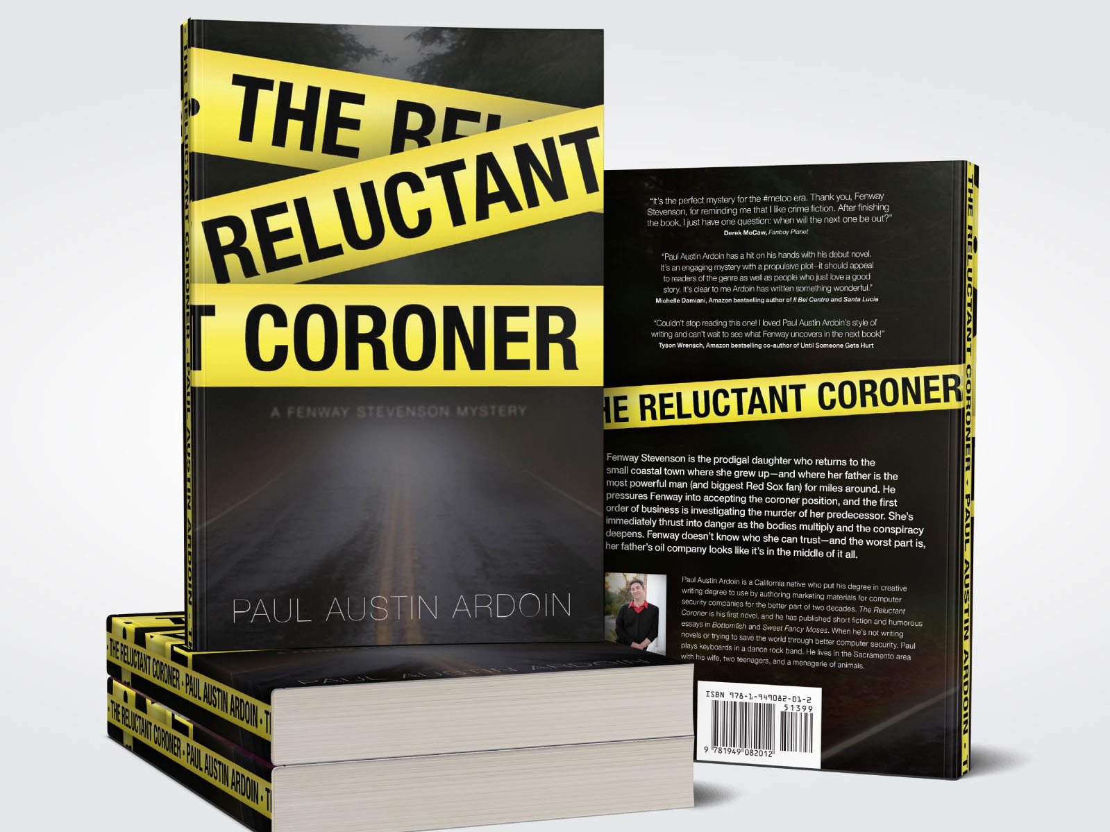 The Reluctant Coroner Cover typography photoshop illustrator book covers book cover book art book cover design