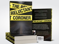The Reluctant Coroner Cover