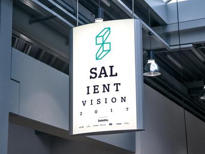 Salient Vision Event Signage